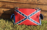 Dixie Girl Rebel Flag Handbag