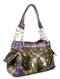 Camo Six Shooter Handbag