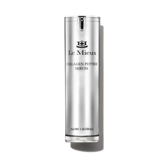 Le Mieux Collagen Peptide Serum - Concentrated, Creamy Anti Aging Face Serum