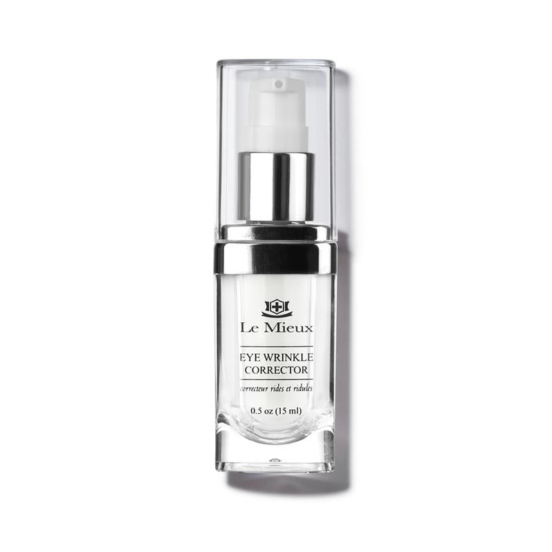 Le Mieux Eye Wrinkle Corrector Cream - Hyaluronic Acid Moisturizer for Eyes with 7 Potent Peptides