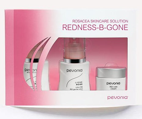 Pevonia RS2 Collection Rosacea Skincare Solution Kit (RS2)