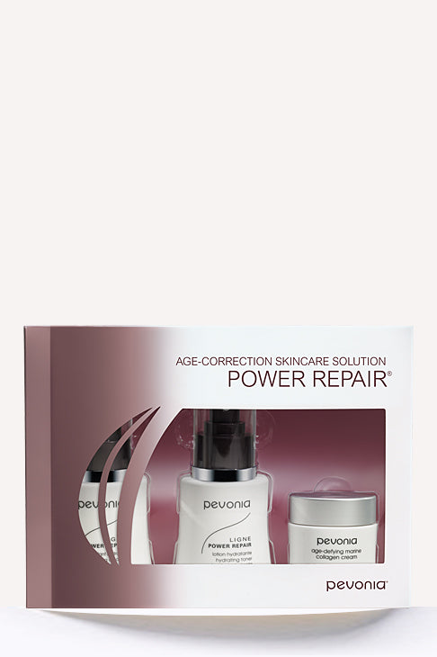 Pevonia Power Repair® Age Correction Skincare Solution Kit