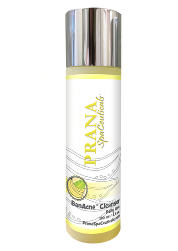 Prana SpaCeuticals Teenage Acne BanAcne Cleanser European Beauty by B
