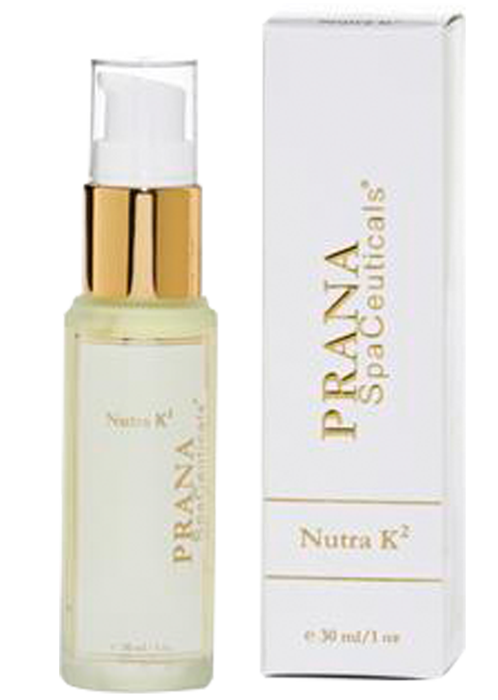 Prana SpaCeuticals Nutra K2 1oz