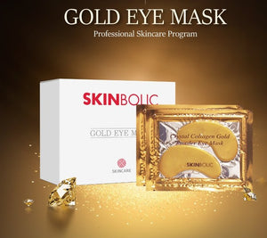 Skinbolic Gold Eye Mask
