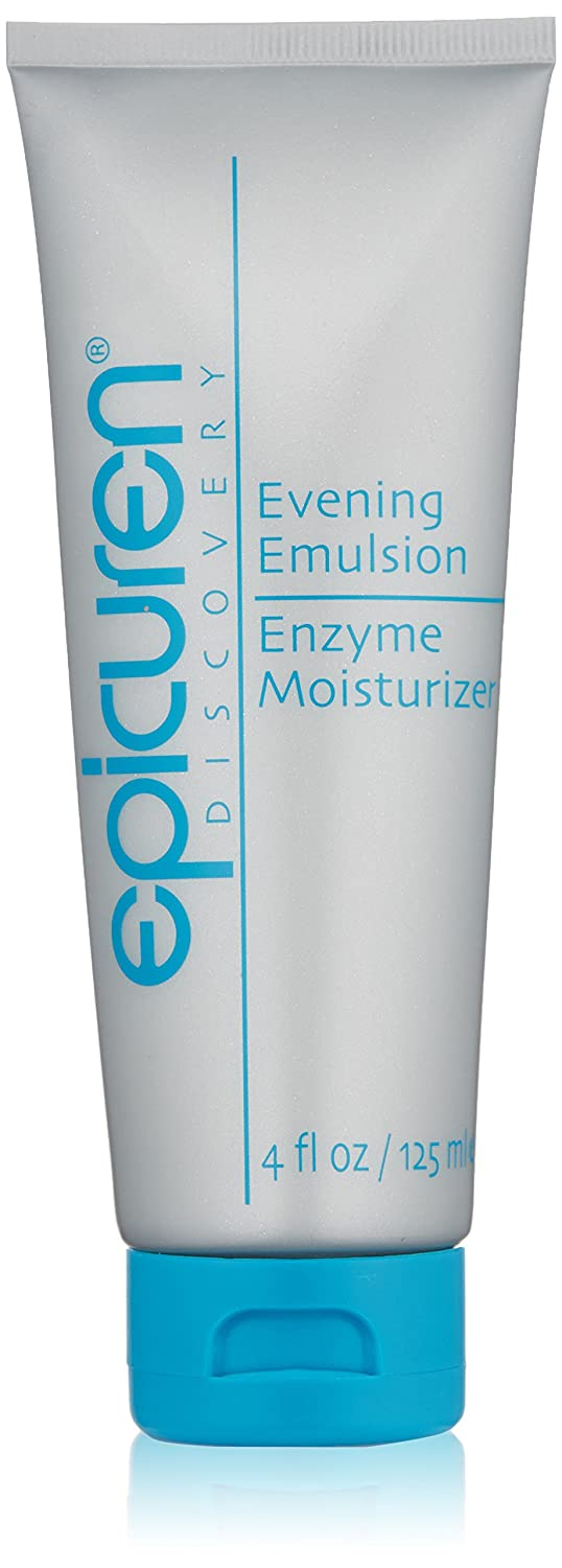 Epicuren Discovery Evening Emulsion Enzyme Moisturizer, 4 Fl Oz