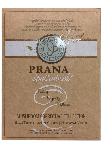 Prana SpaCeuticals Mushroom Corrective Collection Kit European Beauty by B