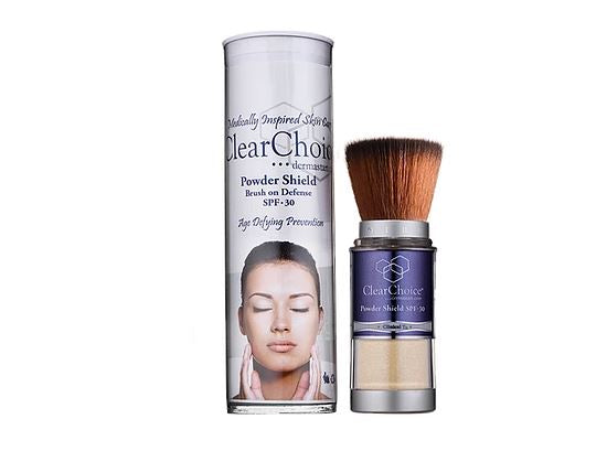 ClearChoice Powder Shield SPF•30 Clear