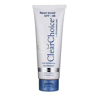 ClearChoice Sport Shield SPF•45