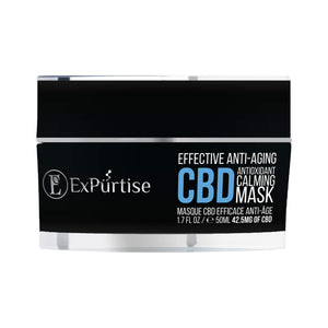 European Beauty by B Expurtise CBD Effective Anti-Aging Antioxidant Calming Mask