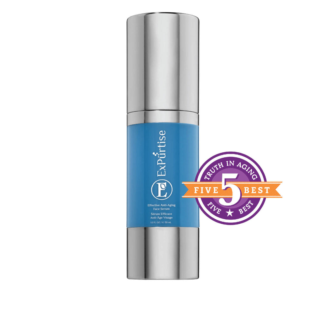European Beauty by B Expurtise Effective Anti-Aging Face Serum