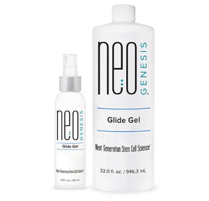Clareblend MINI Microcurrent with NeoGenesis Glide Gel 120 ml