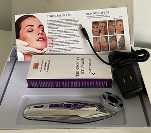 3 pc Set Time Master Pro LED with Promoter Collagen Gel and Caviplla