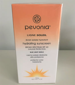 Pevonia Hydrating Sunscreen SPF 40 Blue Light Shield