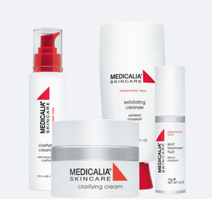 Medicalia Medi-Clear Purify 4 pc Kit