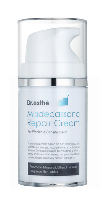 Dr.esthe Madecassona Repair Cream 50ml