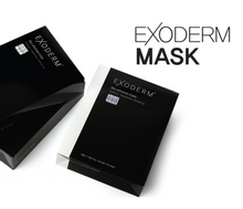 Load image into Gallery viewer, Exoderm Bio-Cellulose Mask European Beauty by B