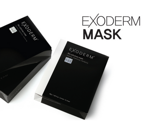 Exoderm Bio-Cellulose Mask European Beauty by B