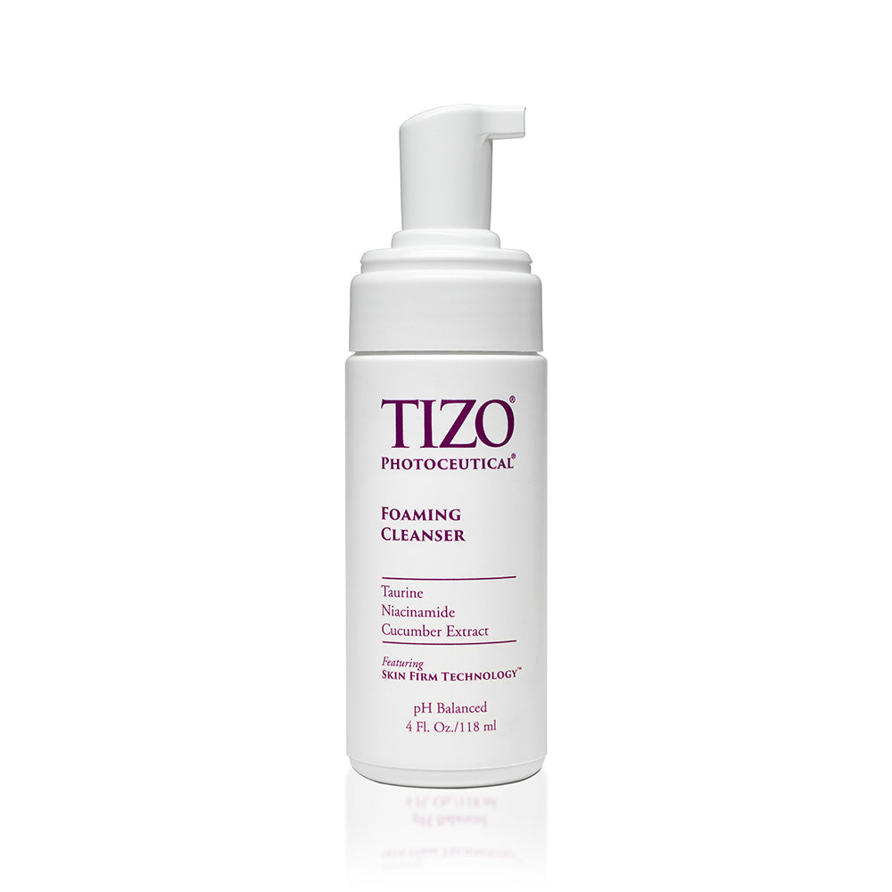 TIZO Foaming Cleanser Gentle pH Balanced