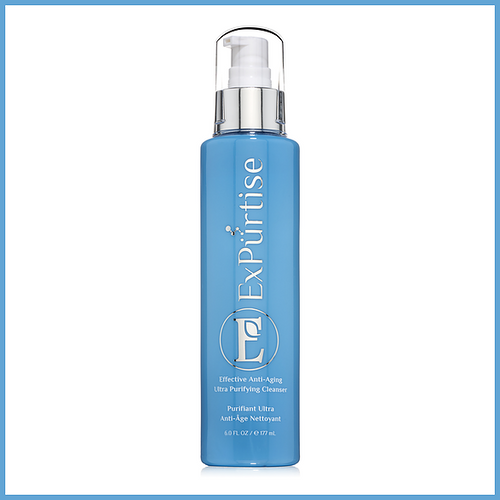 European Beauty by B  Expurtise Effective Anti-Aging Ultra Purifying Cleanser