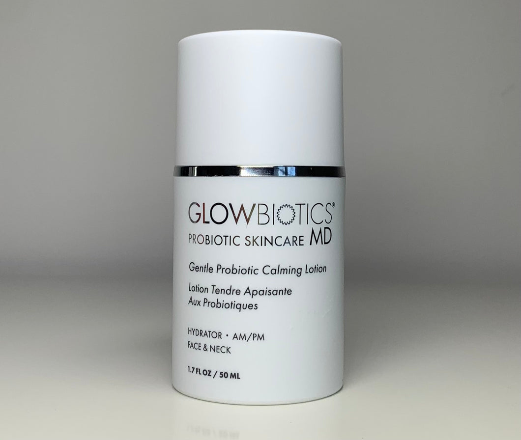 Glowbiotics Gentle Probiotic Calming Lotion