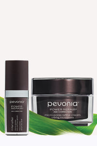 Pevonia Power Repair® Micro-Pores™ Refine Cream + Serum Duo