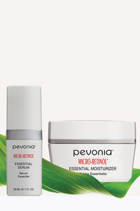 Pevonia Micro-Retinol® Essential Cream + Serum Duo