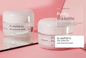 Dr.esthe RX Real Moisture Cream European Beauty by B