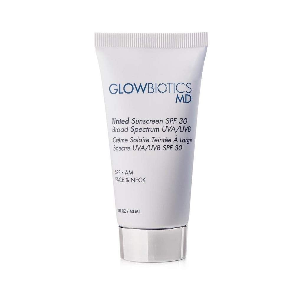 Glowbiotics Tinted Sunscreen SPF 30 Broad Spectrum UVA/UVB