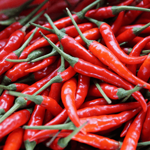 Chilli Red Hot (punnet) - Market Box'd