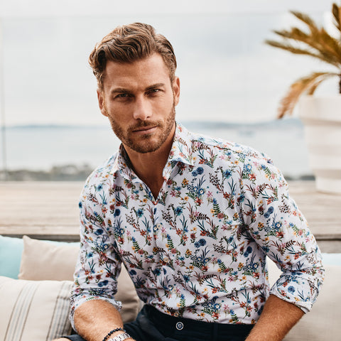 Haupt Shirts at Ken Cook Menswear