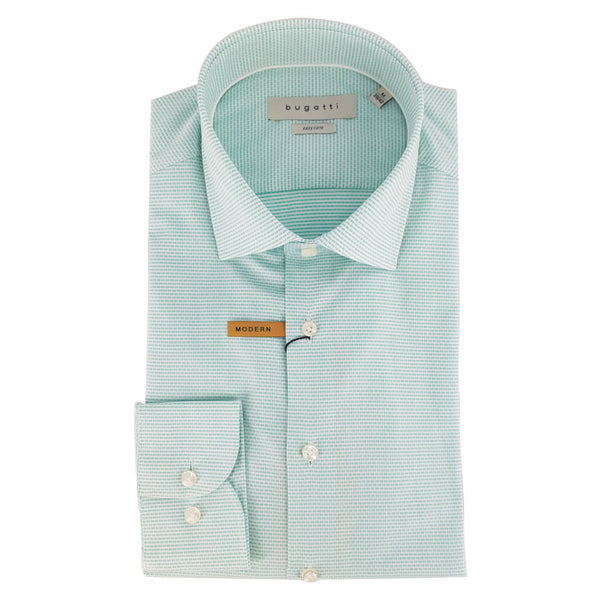 bugatti Casual Shirt - Peppermint Green