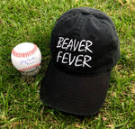Beaver Fever Hat and Ball package (Black)