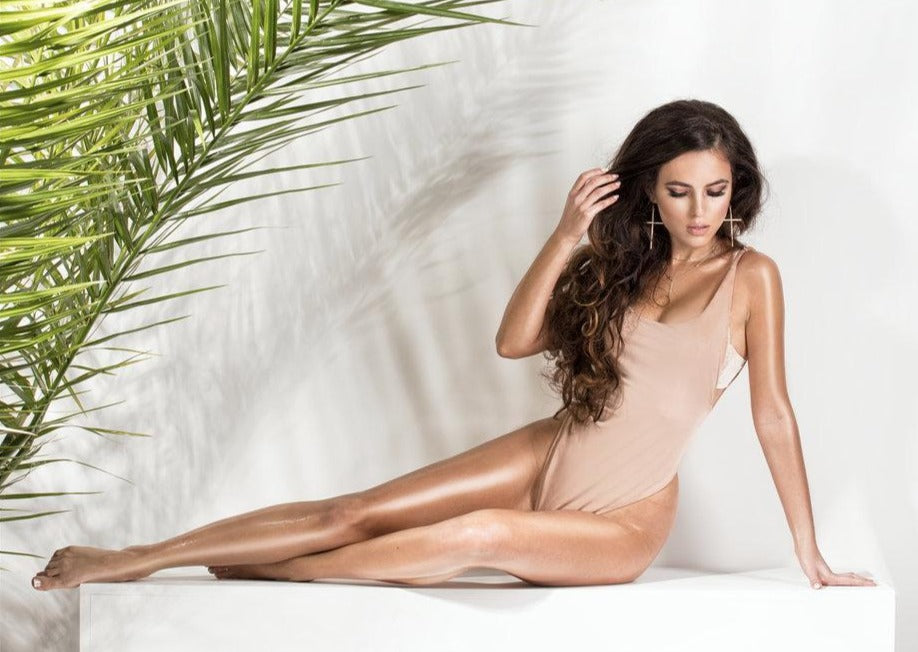 Airbrush Spray Tanning - Beauty Bar Therapy