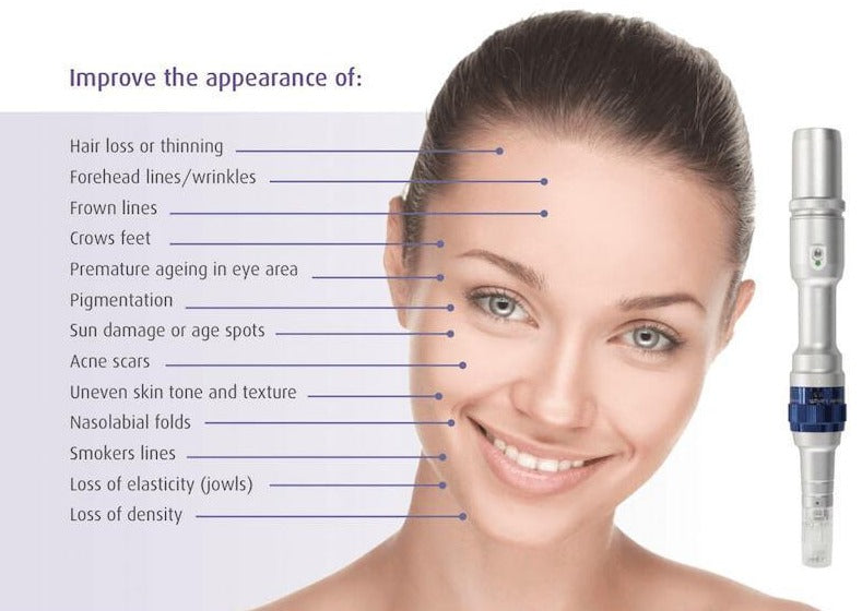 Skin Needling Treatment - Beauty Bar Therapy