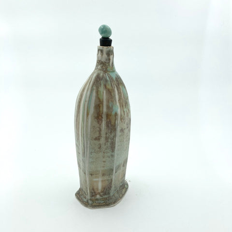 Bottle with Lines
