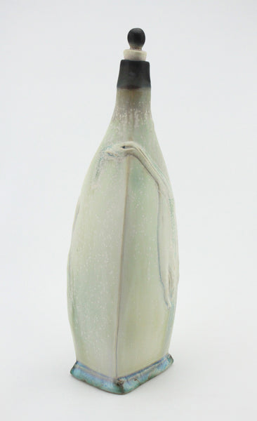 Square Crane Bottle