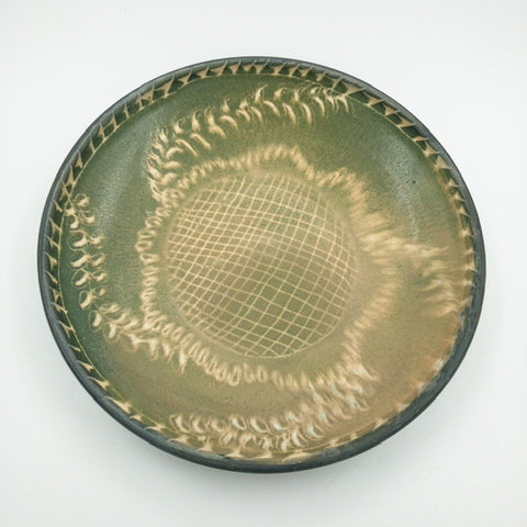 Shallow serving dish/ bowl