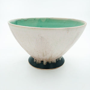 Bowl with Fish Design