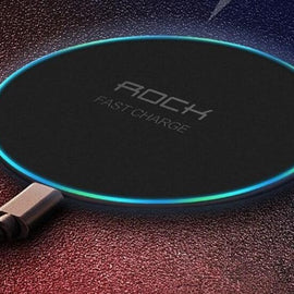 LED Breathing Light Wireless Charger
