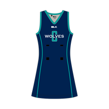 Load image into Gallery viewer, Calamvale Wolves Ladies Netball Dress