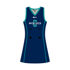 Calamvale Wolves Ladies Netball Dress