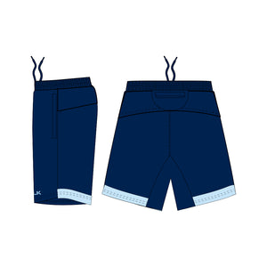 Cricket NSW Academy Gym Shorts Ladies