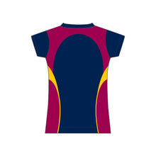 Load image into Gallery viewer, Fitzroy Bowling Club Sub Tee Ladies