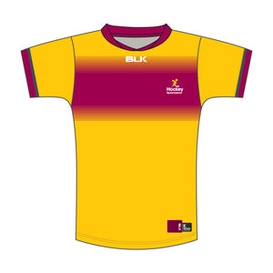 Hockey Queensland Gold Jersey