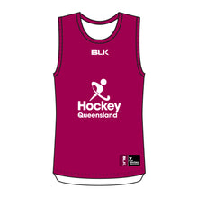 Load image into Gallery viewer, Hockey Queensland Reversible Training Singlet Mens