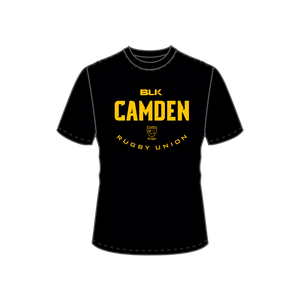Camden Rugby Cotton Core Tee Unisex