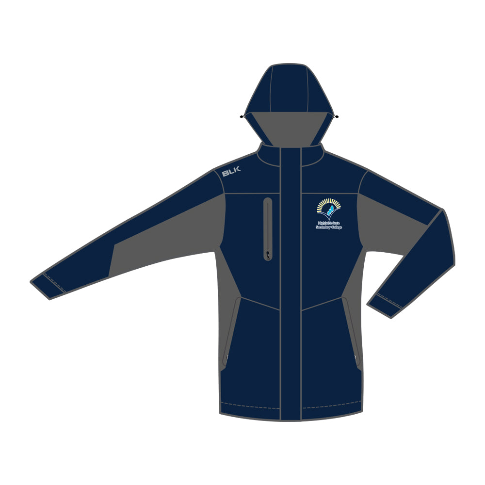 Highfield SSC Ladies Wet Weather Jacket Navy
