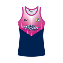 Load image into Gallery viewer, TOOWOOMBA HOCKEY ASSOC ON FIELD SINGLET - LADIES