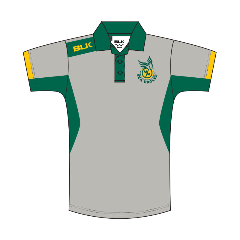 Wynnum CC Training Polo Mens